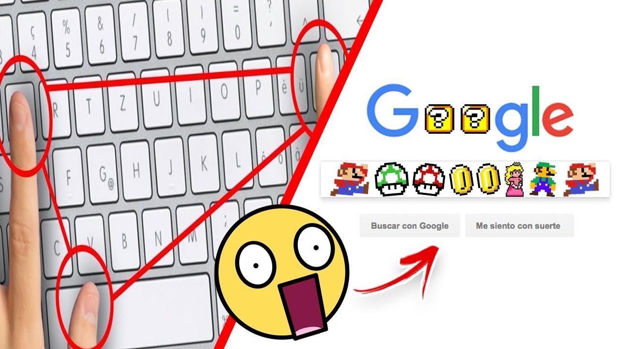 Trucos en Google que no conocías