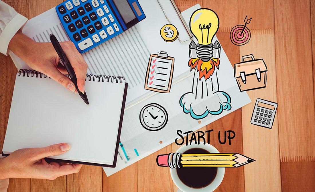 Startup Negocio rentable